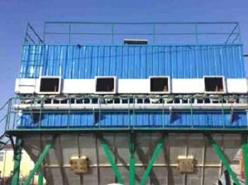 BMC型分室侧喷反吹风扁袋除尘器