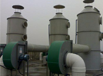 玻璃钢锅炉除尘器