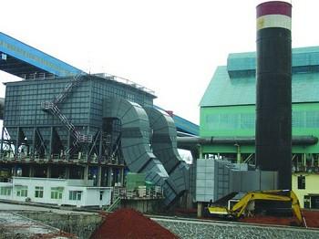 钢厂烧结机除尘器产品图