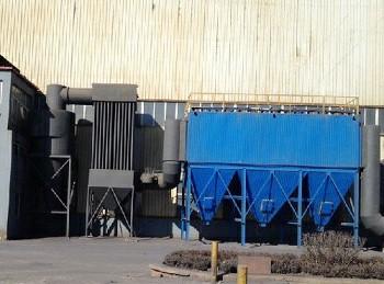 洗煤厂除尘器